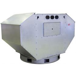 Крышный вентилятор ВКРФ №3,55 - 6, 0,25 кВт