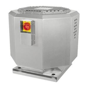 Шумоизолированный высокотемпературный крышный вентилятор SHUFT IRMVE-HT 280