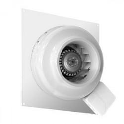 Круглый канальный вентилятор для установки на стену Shuft CFW  200