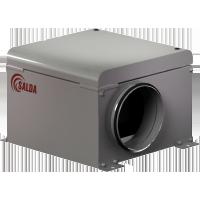 Вентилятор для круглых каналов AKU 125 M