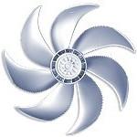 Осевые вентиляторы Ziehl-Abegg , серия FN