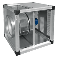 Крышный вентилятор KUB T120 355-4L1