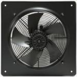 Вентиляторы осевые YWF с настенной панелью