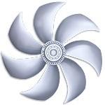 Вентилятор Ziehl-Abegg FE071-ND_.6F._V7