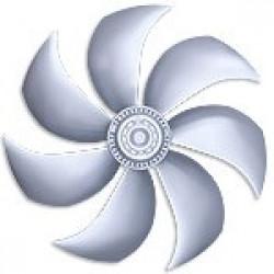 Вентилятор Ziehl-Abegg FL065-6E_.4I._A5P