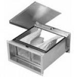 Фильтры ФЛР для прямоугольных воздуховодов