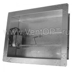 Клапан дымоудаления КДМ-2М 500х700