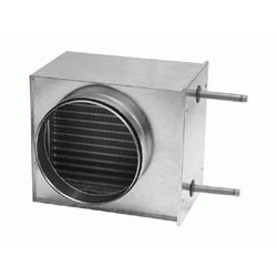 Канальный теплообменник РВАНС 160-2-2,5