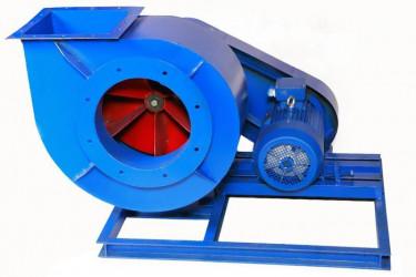 Вентилятор пылевой ВЦП 7-40 №6,3 - 22 кВт (Схема 5)