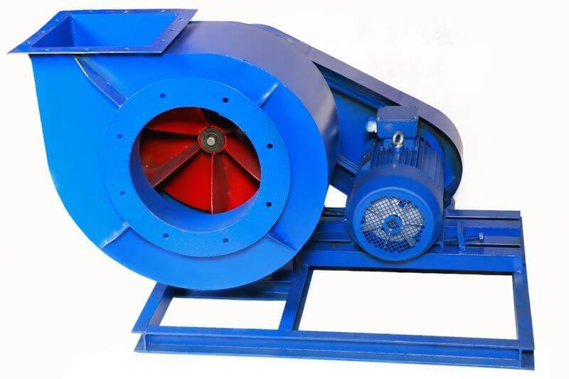 Вентилятор пылевой ВР 140-40 №2,5 - 1,5 кВт