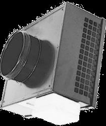 Настенный вентилятор Ostberg RS-125A