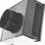 Уличный настенный вентилятор RS