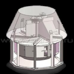 Крышный вентилятор ВКР-8 , 5500 Вт