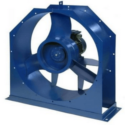 Осевой вентилятор ВО 14-320-12,5