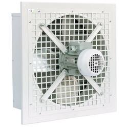 Осевой оконный вентилятор ВО-4,0-380В с жалюзи