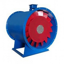 Осевой вентилятор ВО 30-160-9-7