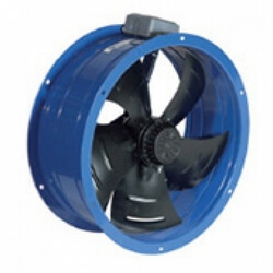 Осевой фланцевый вентилятор ВО 450-4Е