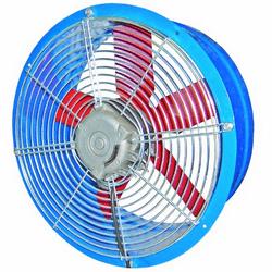Вентилятор осевой фланцевый ВОФ-1,5