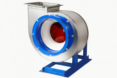 Вентилятор радиальный ВР 80-75 №12,5 7,5 кВт