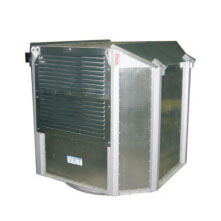 Вентилятор крышный дымоудаления ВКРВ-3,5-ДУ-2ч / 600 (400) °С-0,25 / 1500