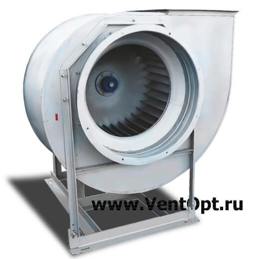 Вентилятор дымоудаления радиальный  ВРC-5ДУ 4кВт