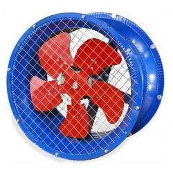 Осевой струйный вентилятор ВС 10-400-2,5