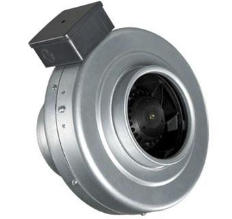 Канальный вентилятор ВКМЦ